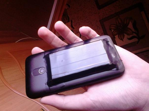 Как сделать акб для телефона своими руками 2