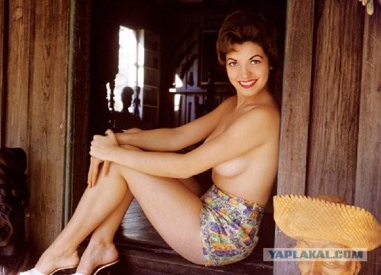 Плейбой и его красотки 50-60-х годов