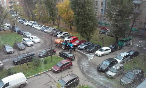 Про профессионализм московских властей...