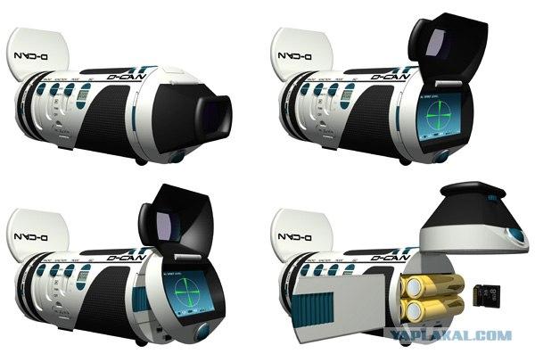Гаджеты: Труба - новый фарм фактор фотоаппарата.
