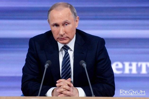 Владимир Путин запретил госслужащим владеть иностранными активами