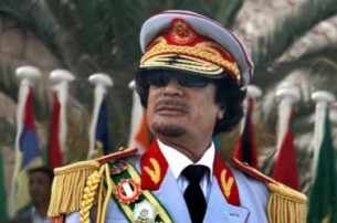 Каддафи обвинили в боевом применении виагры