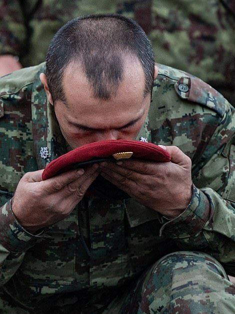 Как спецназовцы ФСИН боролись за право носить краповый берет