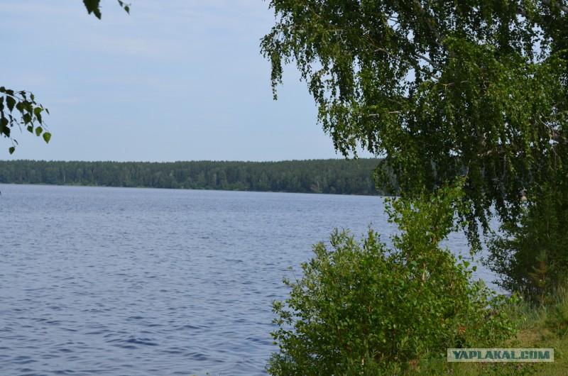 озеро окункуль рыбалка