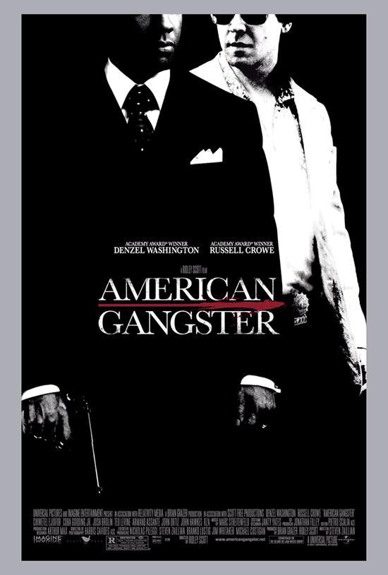 Гангстер.  American Gangster.