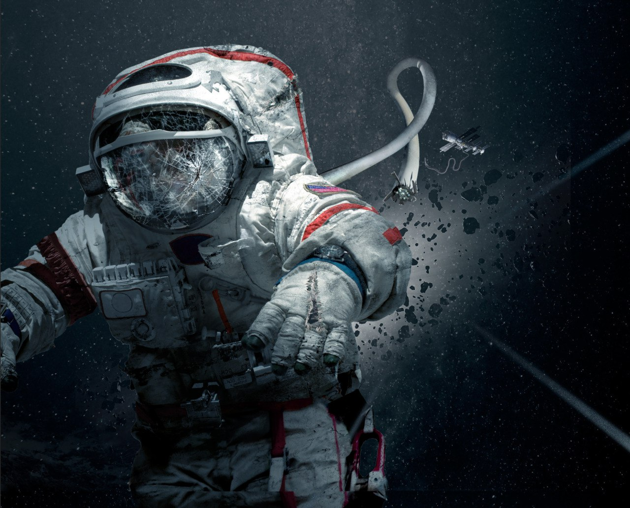 first astronauts lost in space - photo #8