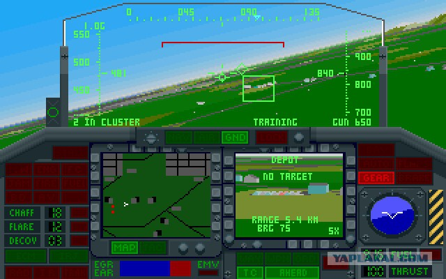 F117A Nighthawk Stealth Fighter 20  My Abandonware