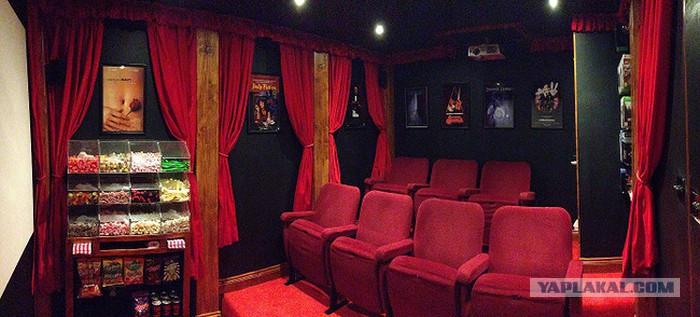 Дом кинотеатр своими руками