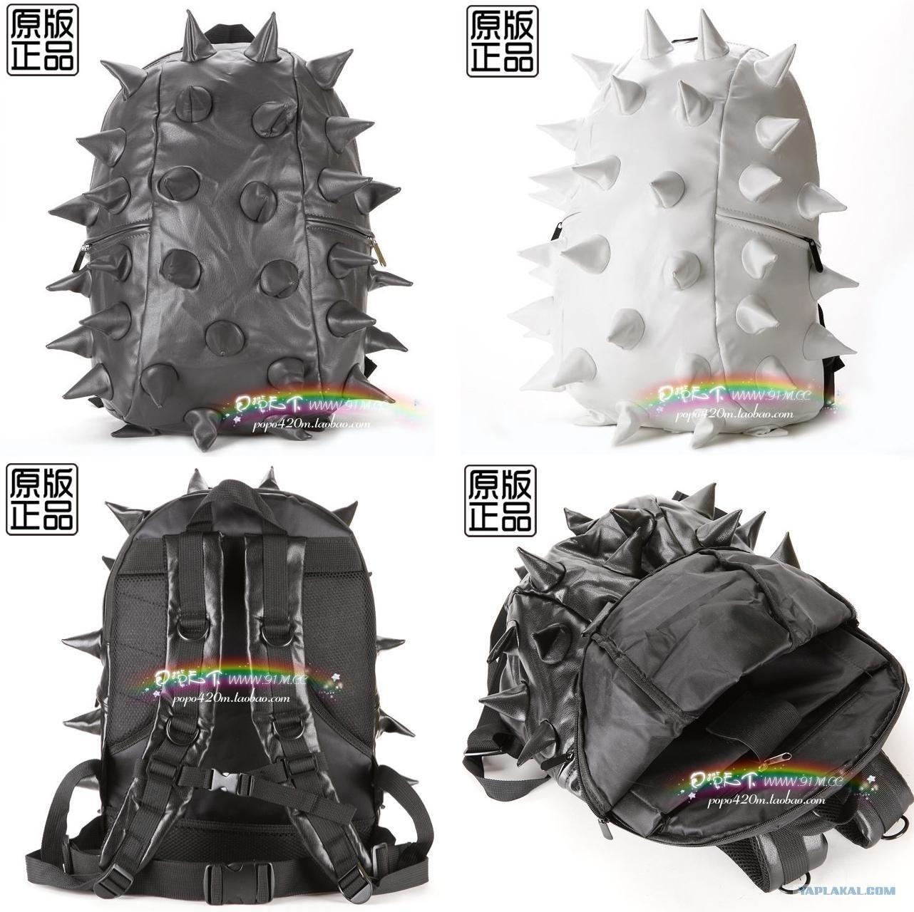 не кто не натыкался на такие рюкзаки в интернете прикупил бы себе.