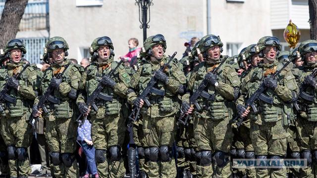 Первую партию боевой экипировки «Ратник»