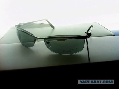 Солнцезащитные очки для водителей с антибликом