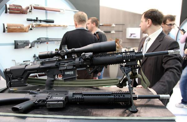 10-я Международная выставка Оружие и Охота