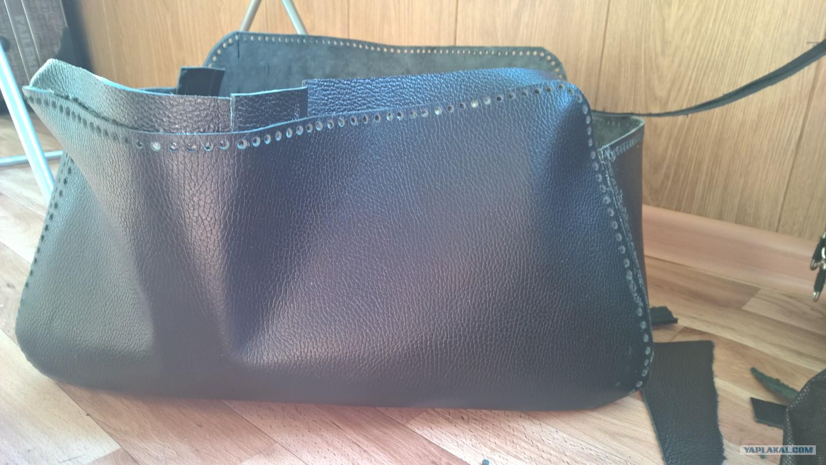 Сумки из дорожных сумок своими руками