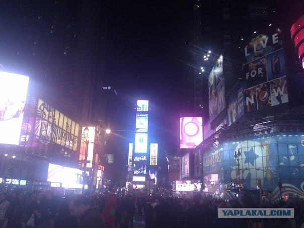 Моя первая поездка в Нью-Йорк и Маями