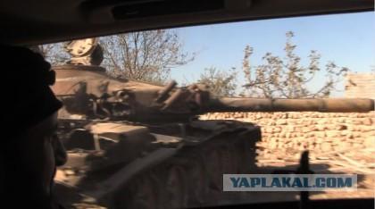 Линия фронта, Сирия