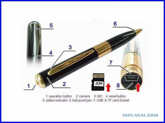Ульяновцу грозит 4 года за покупку ручки с камерой
