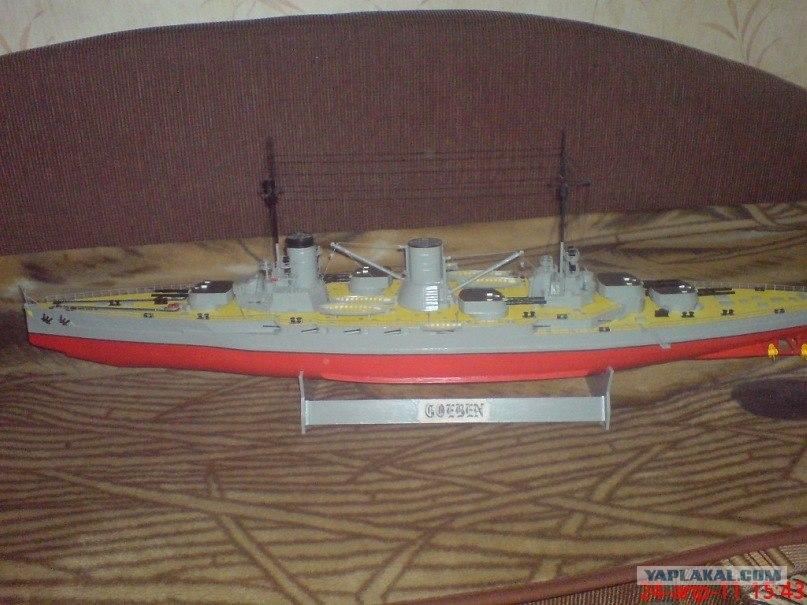 Хобби: Модели кораблей и