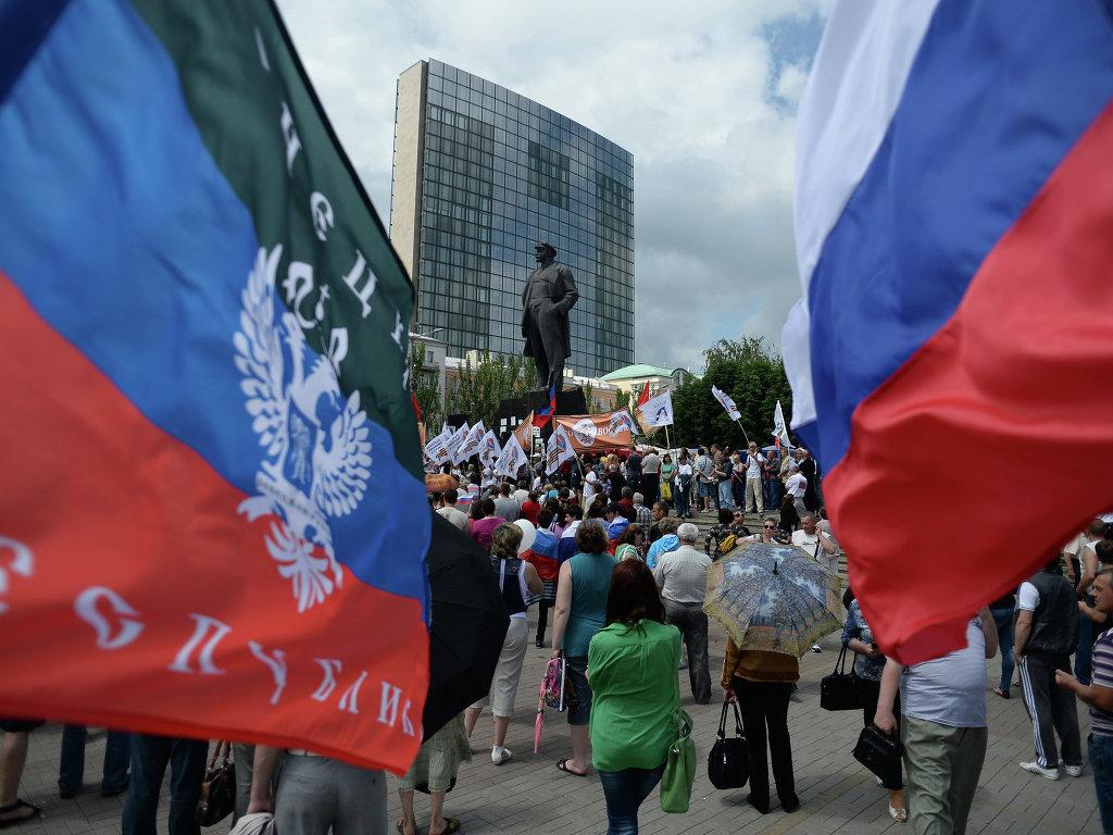 Россия и Донбасс готовят грандиозный железнодорожный проект в обход Украины