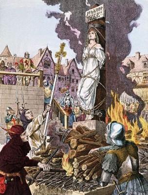 «Живые» шахматы - изощренное развлечение испанской инквизиции