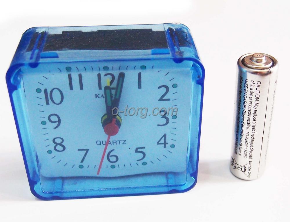 Как сделать часы на батарейке