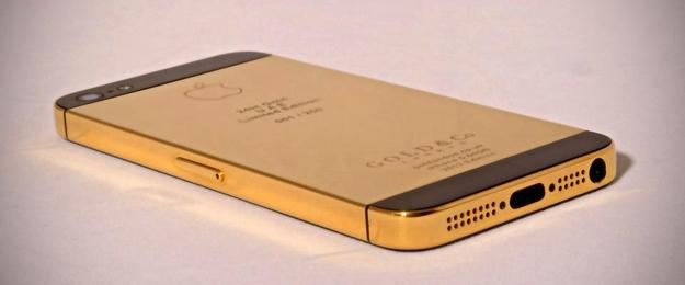 22 вещи, которые не стоило бы делать из золота, но...