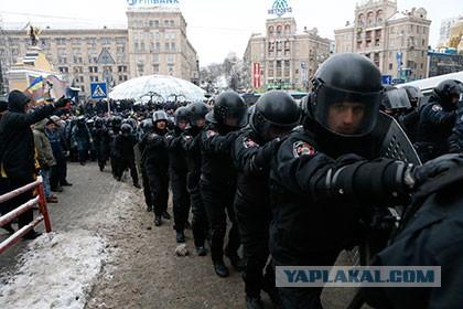 """Украинский """"Беркут"""" будет работать в МВД России"""