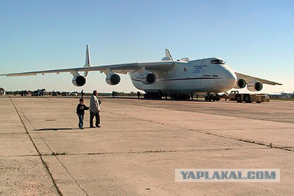Фейк: Украина продала в Китай все права на самолет Ан-225 «Мрия»