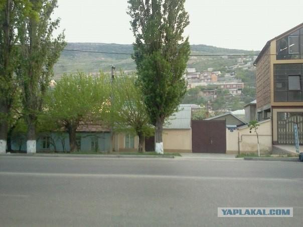 Командировка в Дагестан.