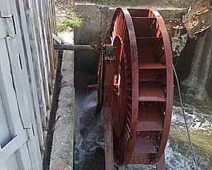 Электричество из реки