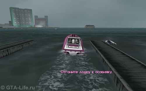 Лодка нырнула под воду на скорости за сотню км/ч - ЯПлакалъ