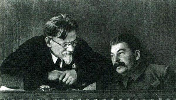Товарищ Калинин как свидетельство того, что такое – Социализм