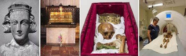 Славная смерть короля Эрика. Мумии и скелеты - загадки истории.2