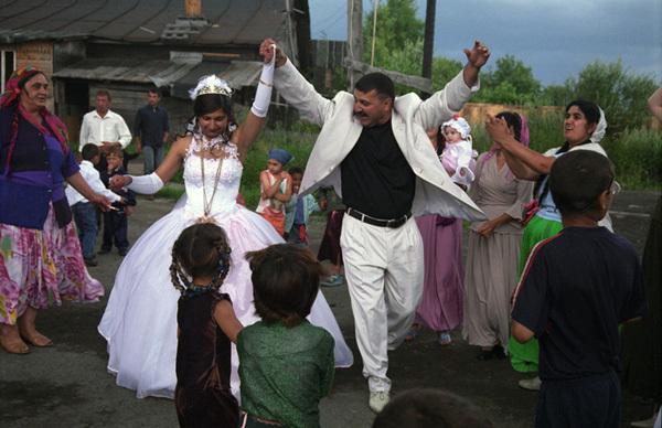 Ужасы цыганской свадьбы