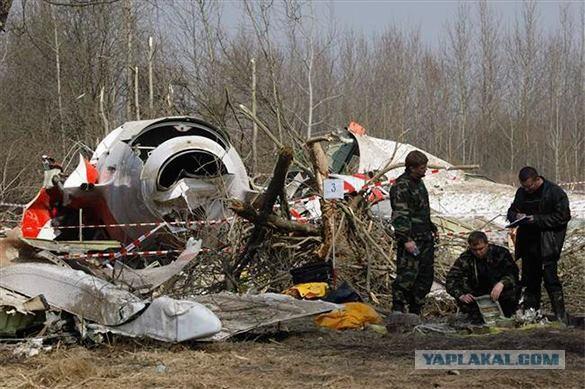 В Польше пришли к выводу, что в самолет Качиньского заложили тротил во время ремонта в России.