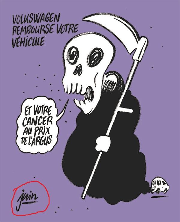Шарли Ебдо не удивили
