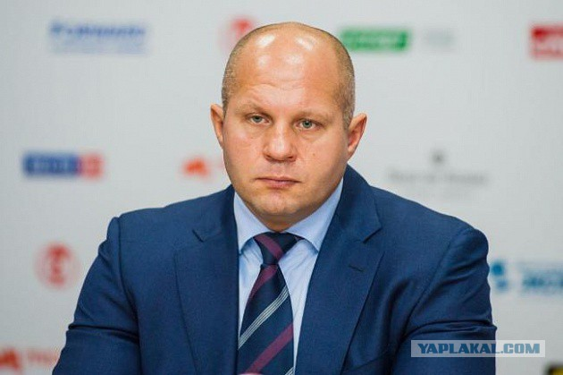 Реакция части российского ММА-сообщества на критику Федора Емельяненко турнира Ахмат