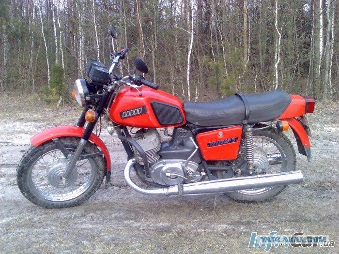 Запорожье. Продажа Мотоцикл Иж Юпитер 5, 1988 года выпуска. . Объём двигателя: 350Коробка передач