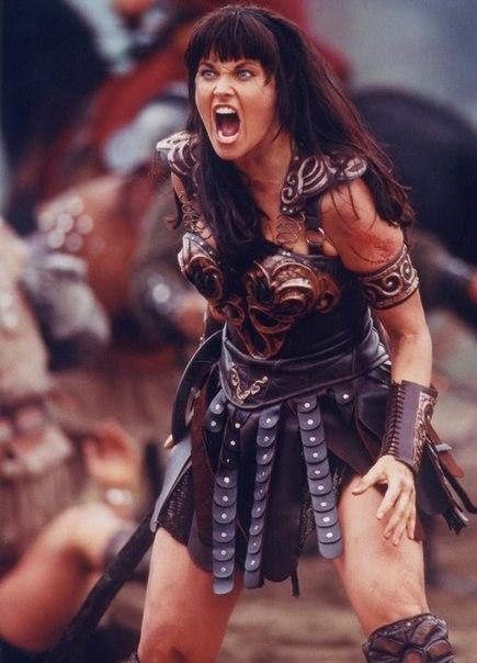Зена - королева воинов (Ксена) сезон 1,2,3,4,5,6 (1995 ...