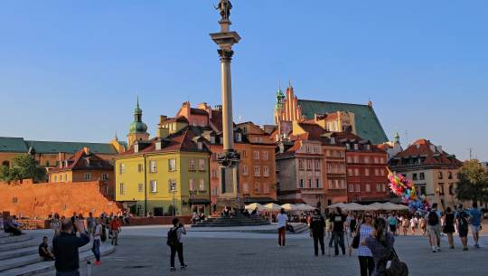 Власти Варшавы снесут памятник Благодарности Красной армии