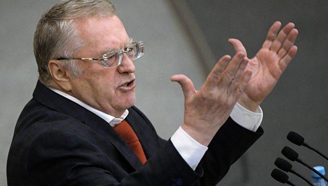 Жириновский предложил отменить новогодние каникулы