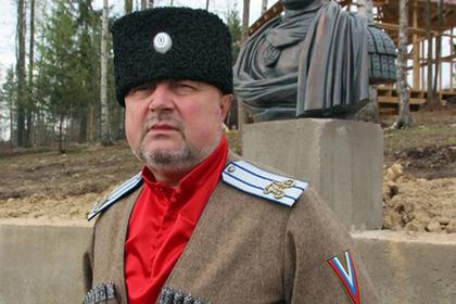Петербургский атаман призвал блокировать клипы Шнурова в интернете