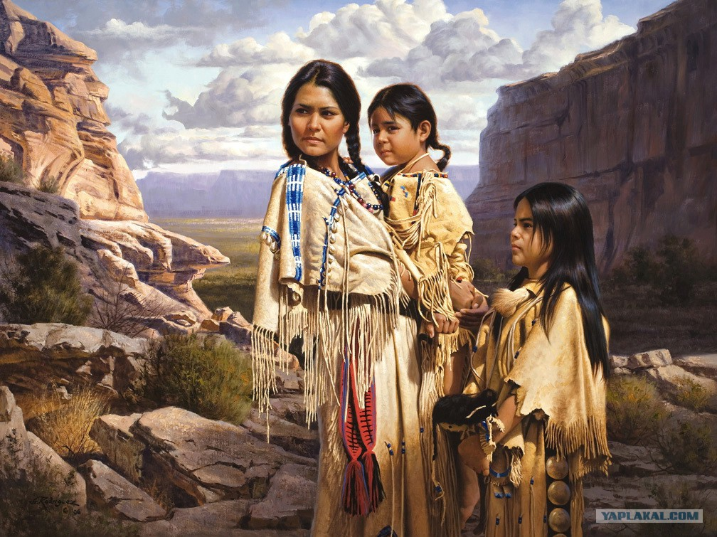 the comanche indians essay