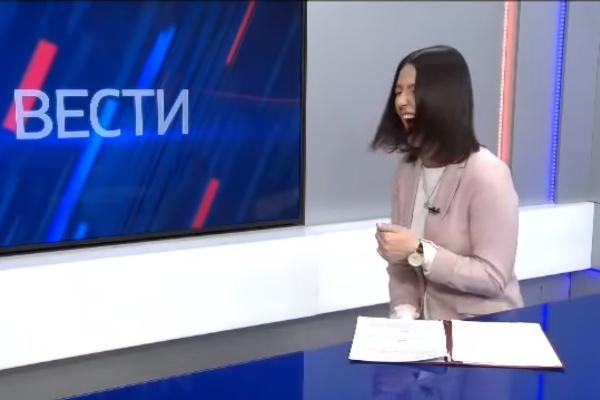 Источник в ВГТРК предрёк увольнение камчатской телеведущей за смех над дотациями льготникам