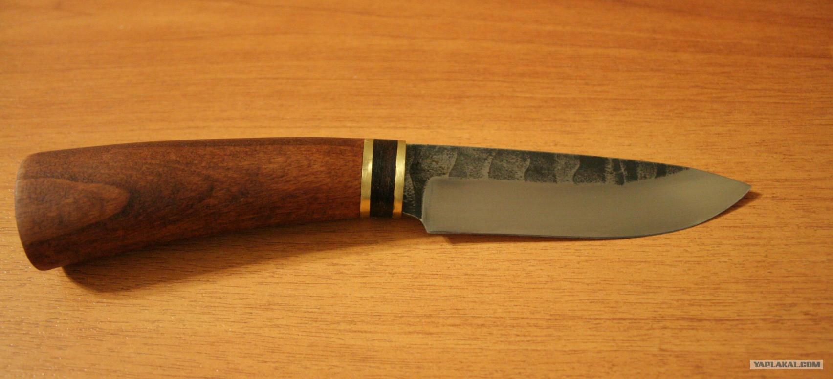 Как сделать нож для начинающих 409