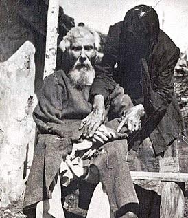 Еденственное фото участника Бородинского сражения