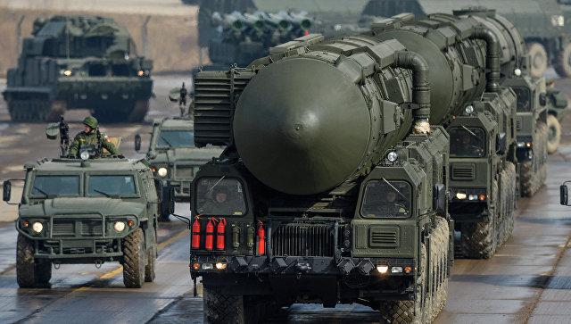 """С космодрома """"Плесецк"""" запустили межконтинентальную баллистическую ракету"""