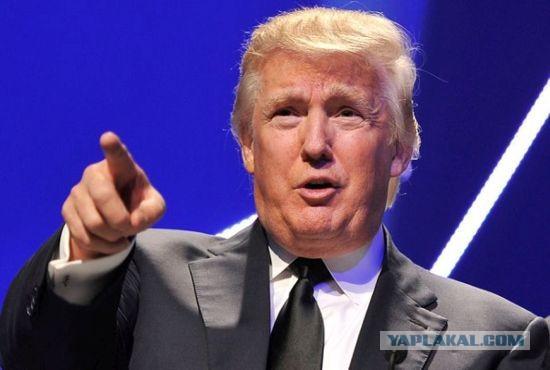 Дональд Трамп предложил переселить прибалтов в Африку