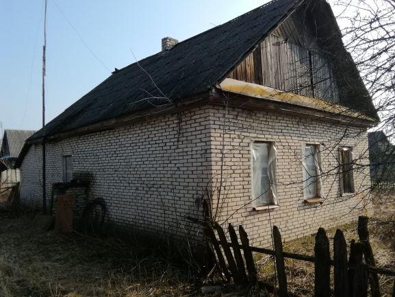 Продаю дом и землю в Белоруссии