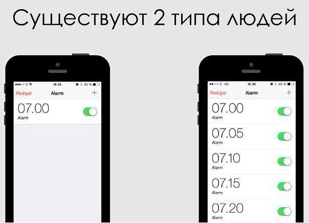Существует два типа людей