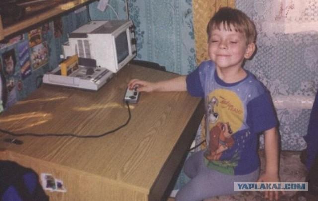 Детские радости 90-х